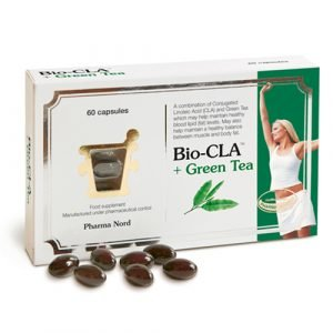 Bio-CLA Green Tea Health Supplements 60 Capsules