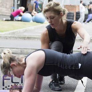 Personal training classes with FLI Fitness Ashford Kent