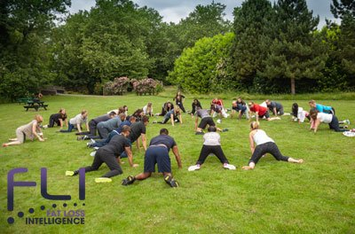 FLI Fitness Group Personal Training Sessions in Ashford, Kent