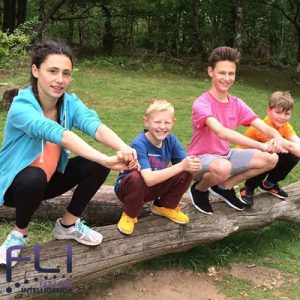FLI Fitness Wild Wood Kid's Outdoor Bootcamp in Ashford, Kent