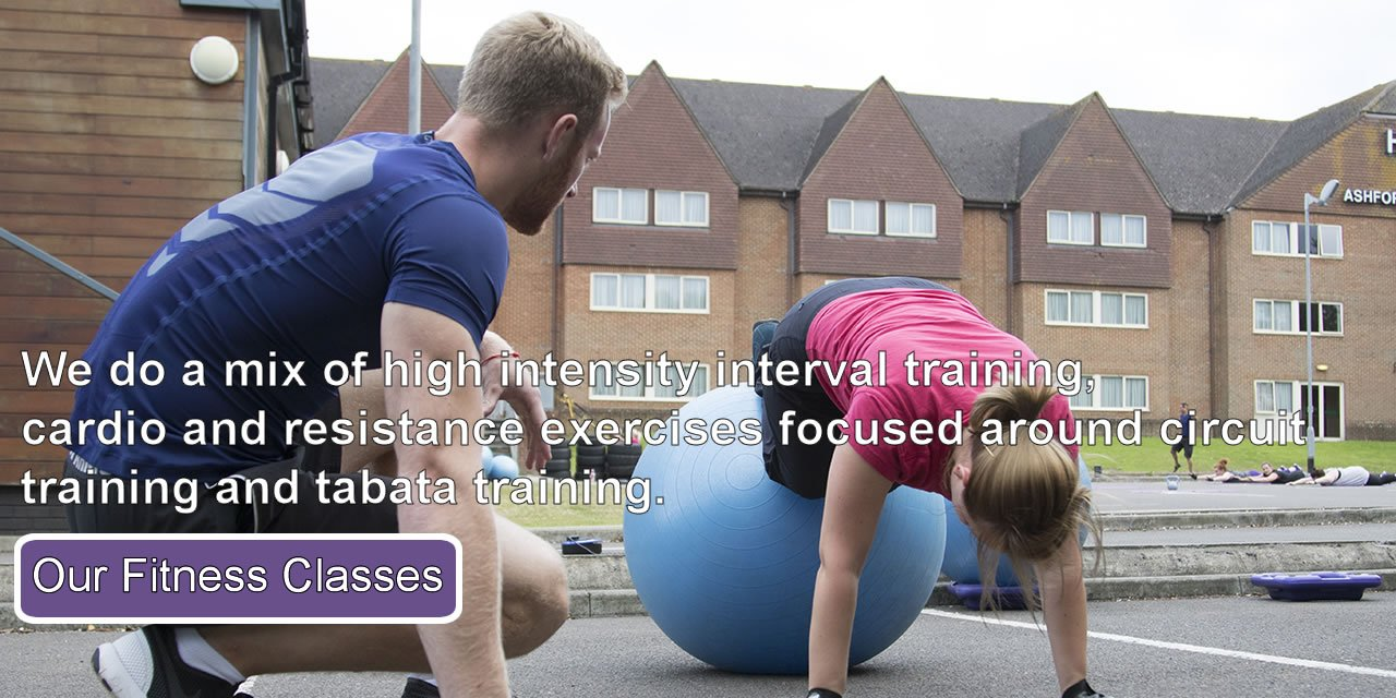 our fitness classes by FLI Fitness, Ashford, Kent