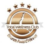 Fli Fitness earned the bronze award from Total Wellness Club